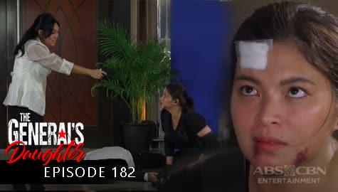 The General's Daughter: Gabriela, inamin ang kanilang sabwatan ni Tiago | Episode 182 Image Thumbnail