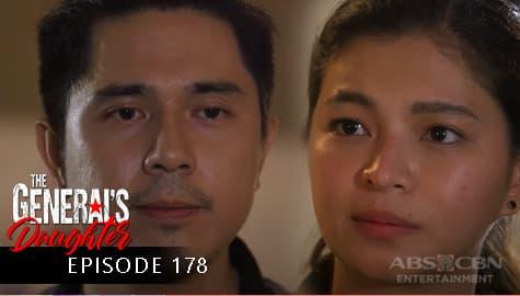 The General's Daughter: Franco, ipinaalala ang kanyang pangako kay Rhian | Episode 178 Image Thumbnail