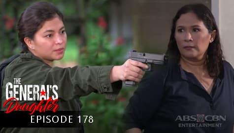 The General's Daughter: Rhian, kinuwestiyon ang pagmamahal ni Amelia | Episode 178 Image Thumbnail
