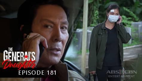 The General's Daughter: Tiago, nabisto ang pagpapanggap ni Rhian | Episode 181 Image Thumbnail
