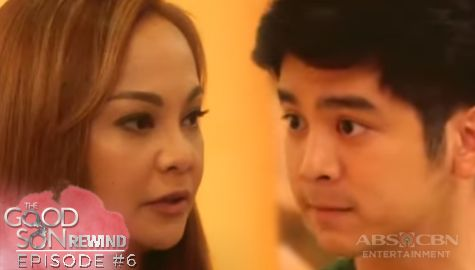 The Good Son: Joshua Garcia wows viewers with his intense scene with Eula Valdez | Episode 6