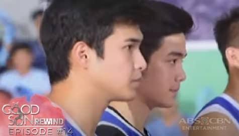 The Good Son: Enzo, binalewala ang tulong ni Joseph sa basketball game   Episode 14 Image Thumbnail