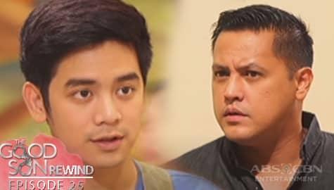 The Good Son: Joseph, napaisip sa tanong ni SPO1 Leandro tungkol kay Enzo | Episode 25 Image Thumbnail