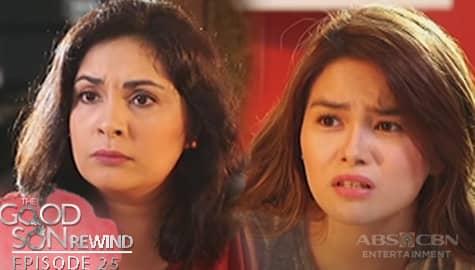 The Good Son: Sabina, ikinuwento sa kanyang magulang ang nangyari kay Enzo | Episode 25 Image Thumbnail