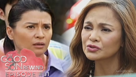 The Good Son: Olivia, sinugod si Racquel dahil kay Enzo | Episode 51 Image Thumbnail