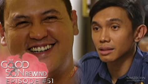 The Good Son: SPO1 Leandro, nagpasalamat sa kanyang kapatid sa pag-aalaga kay Princess | Episode 51 Image Thumbnail