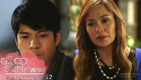 The Good Son: Olivia, sinubukan pagaangin ang kalooban ni Calvin | Episode 52 Image Thumbnail