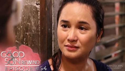 The Good Son: Emma, tumanggi na pag-usapan ang problema nila ni Dado | Episode 54 Thumbnail