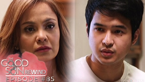 The Good Son: Enzo, kinompronta ang Ina sa pag-amin ni Dado | Episode 85 Image Thumbnail