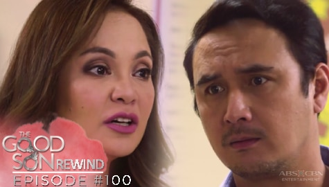 The Good Son: Olivia, sinisi si Anthony sa nangyayari kay Calvin | Episode 100 Image Thumbnail