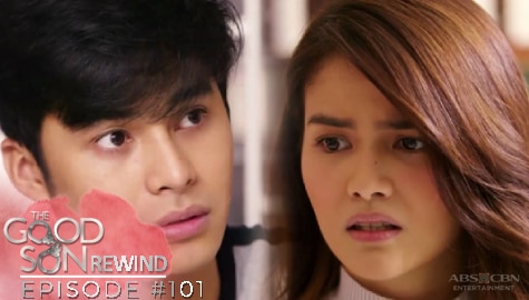 The Good Son: Sabina, pinagsabihan si Obet sa away nila ni Joseph | Episode 101 Image Thumbnail