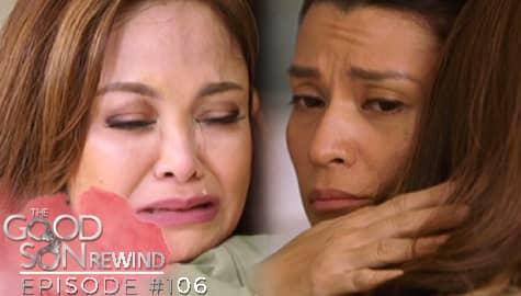 The Good Son: Racquel, di napigilan yakapin si Olivia sa kalagayan ni Calvin | Episode 106 Image Thumbnail