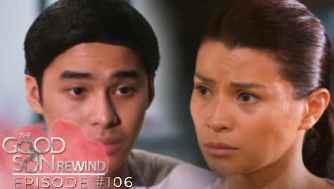 The Good Son: Racquel, sinubukan kumbinsihin umuwi si Obet | Episode 106 Image Thumbnail