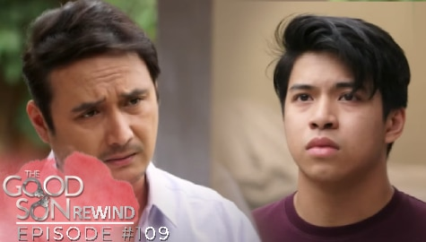 The Good Son: Calvin, inamin ang katotohanan kay Anthony | Episode 109 Image Thumbnail