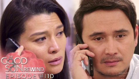 The Good Son: Racquel, naisip na makipaghiwalay muna kay Anthony | Episode 110 Image Thumbnail