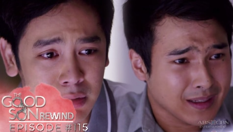 The Good Son: Enzo at Joseph, naluha nang makita ang bangkay ni Anthony | Episode 115 Image Thumbnail