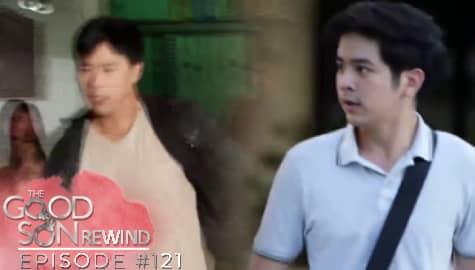 The Good Son: Joseph, sinubukan ang habulin ang pagtakas ni Dado | Episode 121 Image Thumbnail