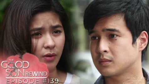 The Good Son: Hazel, pinayuhan si Enzo sa problema ng kanilang pamilya | Episode 139 Image Thumbnail