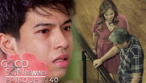 The Good Son: Calvin, di makapaniwala sa nagawa ng kanyang Ina | Episode 140 Image Thumbnail