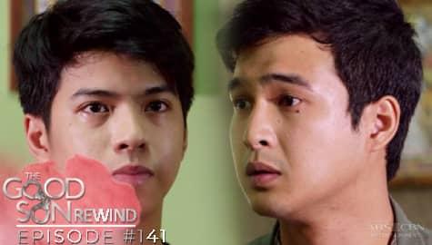 The Good Son: Enzo, humingi ng tawad sa kaniyang pagkukulang kay Calvin | Episode 141 Image Thumbnail