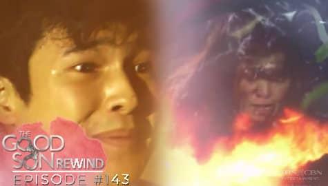 The Good Son Finale: Enzo, sinubukan iligtas sa aksidente ang kaniyang Ina | Episode 143 Image Thumbnail