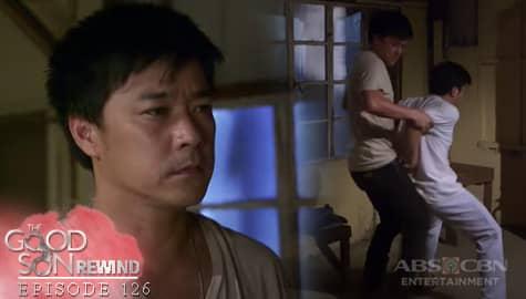 The Good Son: Dado, napigilan ang planong pagtakas ni Calvin | Episode 126 Image Thumbnail