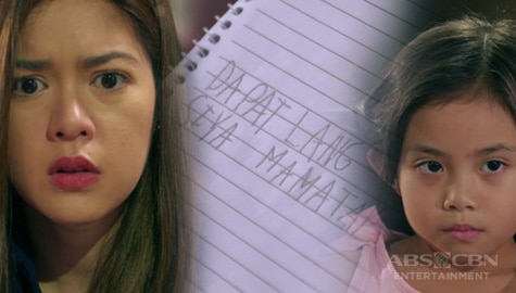 The Haunted: Aileen, natakot sa sulat ni Angel  Image Thumbnail