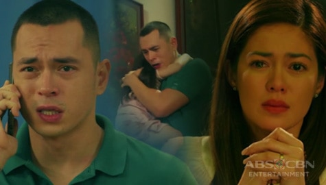 The Haunted:  Aileen, Jordan devastated as Angel falls into coma Image Thumbnail