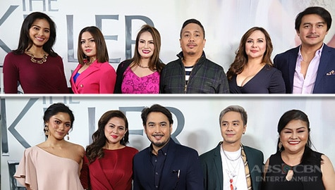 The cast and characters of The Killer Bride Image Thumbnail