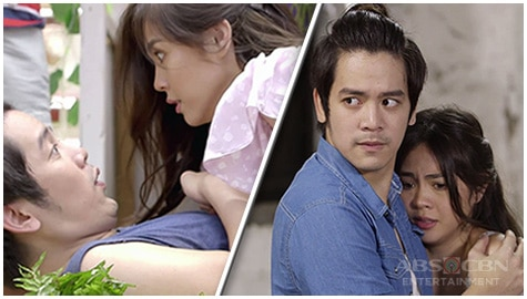 5 scenes that show Joshua and Janella's great chemistry as Elias and Emma in The Killer Bride | Friday 5