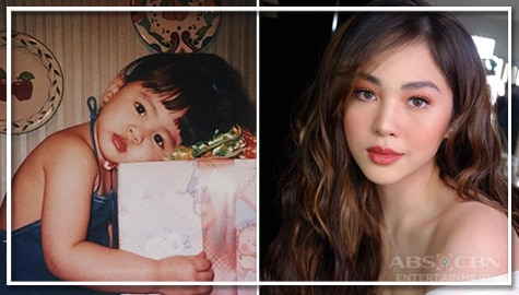Throwback Time with Janella Salvador Image Thumbnail