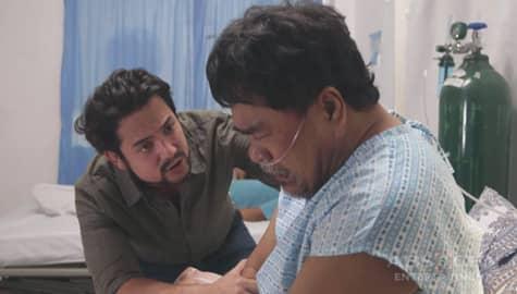 The Killer Bride: Vito, gustong kausapin si Manoy Andres Image Thumbnail