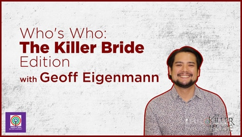 Who's Who: Geoff Eigenmann reveals fun trivia about the cast of The Killer Bride Image Thumbnail