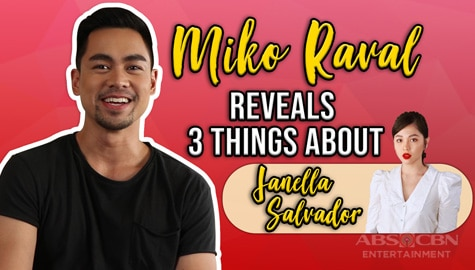 3 fun trivia about Janella Salvador according to Miko Raval Image Thumbnail