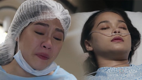 The Killer Bride: Emma, binantayan si Camila sa ospital Image Thumbnail