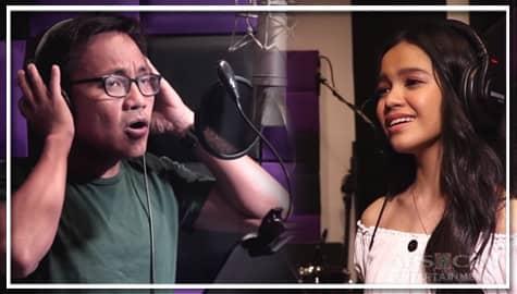 "WATCH: The Killer Bride OST ""Bawat Daan"" by Zephanie and Ebe Dancel Image Thumbnail"