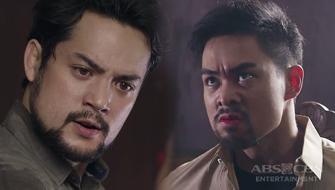 WATCH: Fabio and Vito's intense face-off on The Killer Bride Image Thumbnail