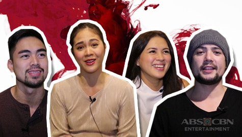 Janella, Geoff, Lara and Miko talk about memorable challenges, lessons learned on the set of The Killer Bride Thumbnail