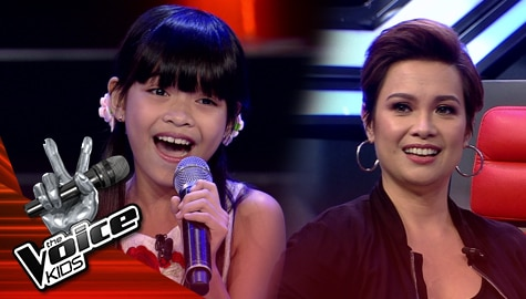 "Blind Auditions: Alexa Salcedo wows Coaches with stunning ""Somewhere Over The Rainbow"" cover 