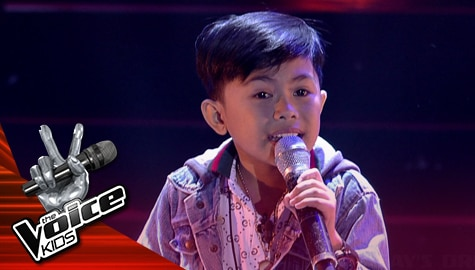 "Blind Auditions: Reinier Oreta surprises Coach Lea with his ""Yesterday's Dream"" cover 