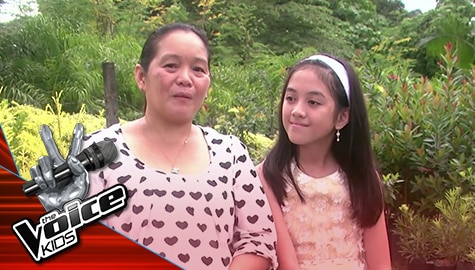 The Voice Kids Philippines 2019: Meet Tiffany Vistal from Davao Image Thumbnail