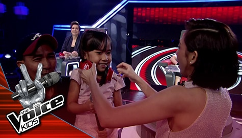 The Voice Kids Philippines 2019: Ramjean, pinili na mapasama sa Team Sarah Image Thumbnail