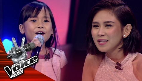 "Blind Auditions: Ramjean Entera slays cover of Sampaguita's ""Nosi Balasi"" | The Voice Kids Philippines 2019  Image Thumbnail"