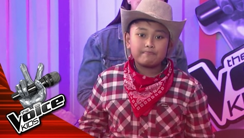 The Voice Kids Philippines 2019: Meet Amierr Asilo from Batangas Image Thumbnail