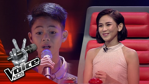 Blind Auditions: Vanjoss Bayaban steals the show with his breathtaking performance | The Voice Kids Philippines 2019  Image Thumbnail