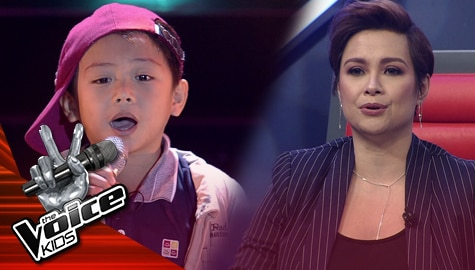 """Blind Auditions: Kurt Ceda amazes Judges with his """"Buwan"""" performance 