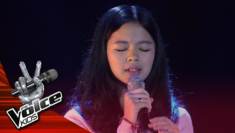 """Blind Auditions: Rafy Dacer surprises everyone with her """"Kung Di Rin Lang Ikaw"""" performance 