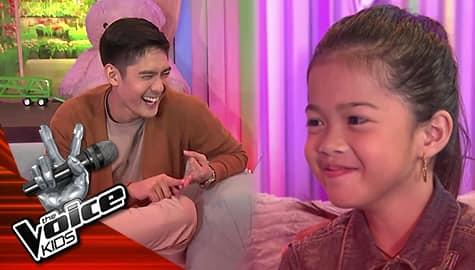The Voice Kids Philippines 2019: Rockcille, ikinuwento ang kanyang paghanga kay Coach Bamboo Image Thumbnail