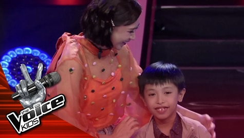 The Voice Kids Philippines 2019: Christian, mas gusto maging Coach si Sarah Image Thumbnail