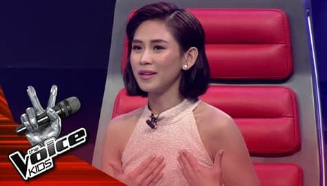 """The Voice Kids Philippines 2019: Coach Sarah, naalala ang kanyang kabataan sa kantang """"Sino Ang Baliw"""" Image Thumbnail"""
